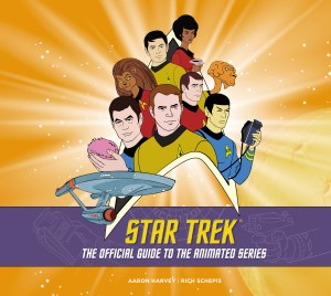 Star Trek The Official Guide to The Animated Series Cover