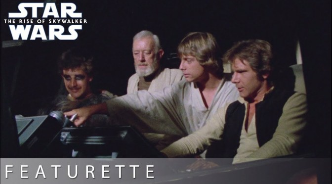 Star Wars | The Rise Of Skywalker Featurette