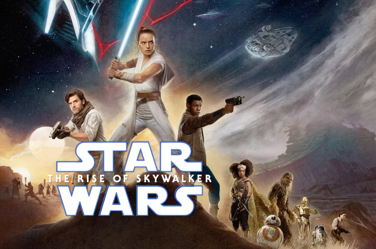 Star Wars The Rise Of Skywalker Reald 3d Poster Future Of The Force