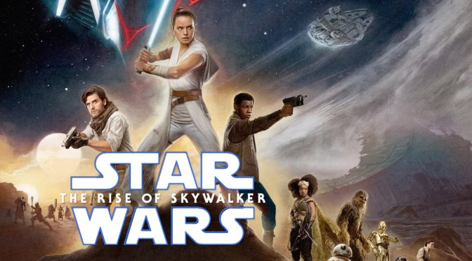 Resultado de imagen de star wars the rise of skywalker""
