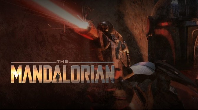 The Mandalorian   A Heart Is Given to the Man in the Mask