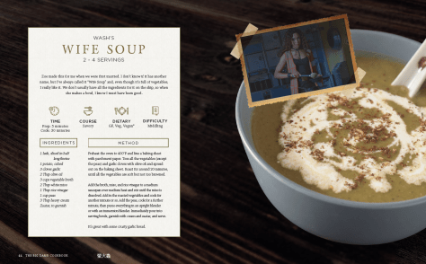 Firefly The Big Damn Cookbook Review Wife Soup