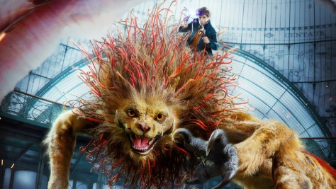 Fantastic Beasts 3 to Magic Its Way Into Production in Spring 2020