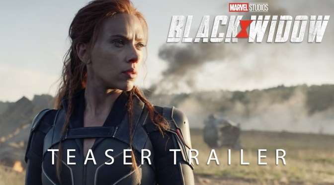 Marvel Studios | The Black Widow Trailer Has Arrived
