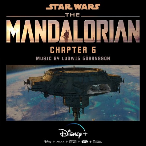 The Mandalorian Ludwig Göransson's Chapter 6