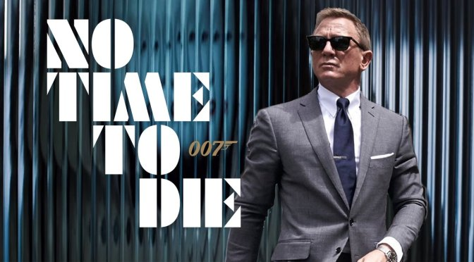 No Time To Die To Be The Longest Bond Film Ever?