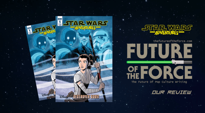Comics Review | Star Wars Adventures Vol. 4: Destroyer Down