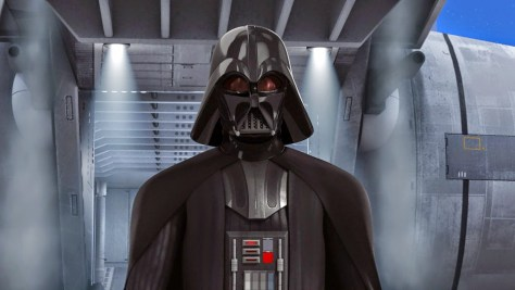 Star Wars Rebels Fire Across The Galaxy Darth Vader
