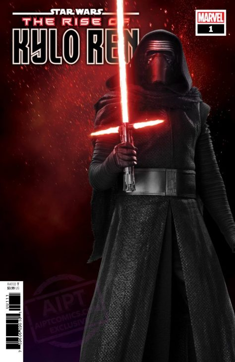 Comic Review | Star Wars: The Rise Of Kylo Ren