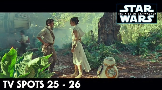 Star Wars: The Rise of Skywalker | Attack of the TV Spots!!