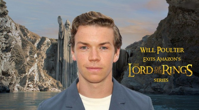 Will Poulter Exits Amazon's Lord Of The Rings Series