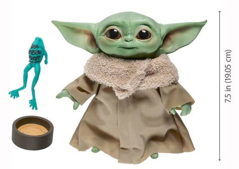 Baby Yoda Hasbro Toys 1 The Mandalorian