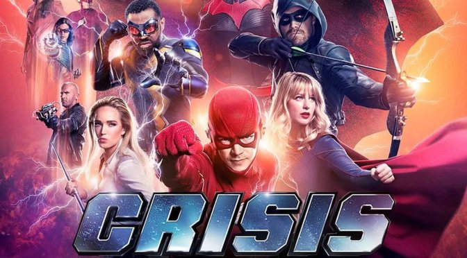 Crisis On Infinite Earths Featured