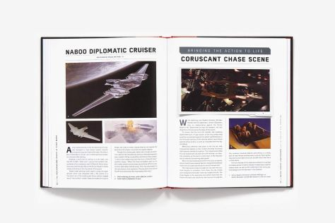 The Moviemaking Magic Of Star Wars: Ships + Battles Couscant Chase Scene