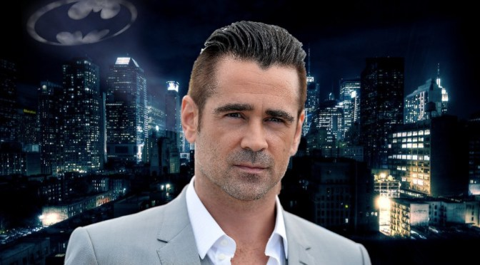 Colin Farrell Cast as The Penguin in The Batman