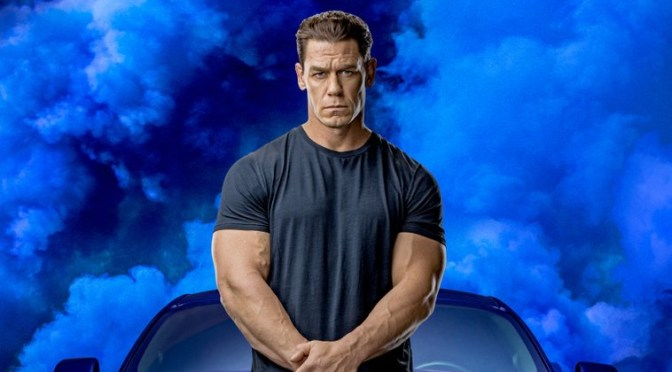 Fast 9 Character Posters Released