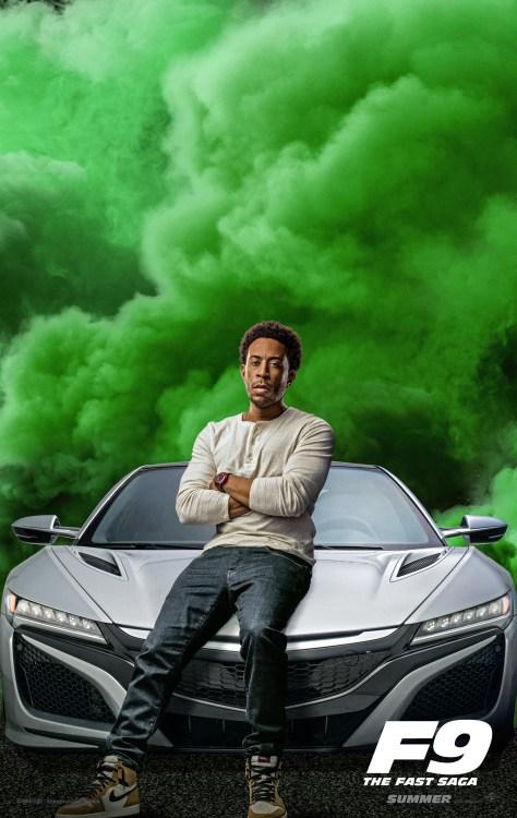Fast 9 - Ludacris Poster