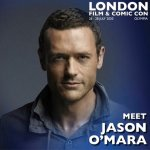 Jason O' Mara London Film & Comic Con 2020