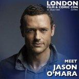 Jason O' Mara London Film & Comic Con 2020