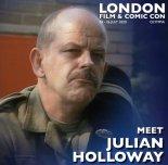 Julian Holloway London Film & Comic Con 2020