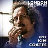 Kim Coates London Film & Comic Con 2020