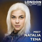 Natalia Tena London Film & Comic Con 2020