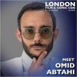 Omid Abtahi London Film & Comic Con 2020