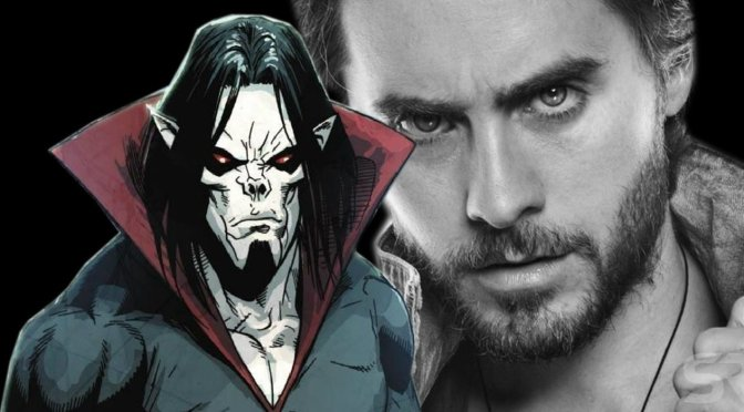Morbius The Living Vampire | The Trailer for Sony's Marvel Vampire Movie Coming Next Week!