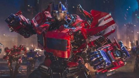 New Transformers Movies Inbound