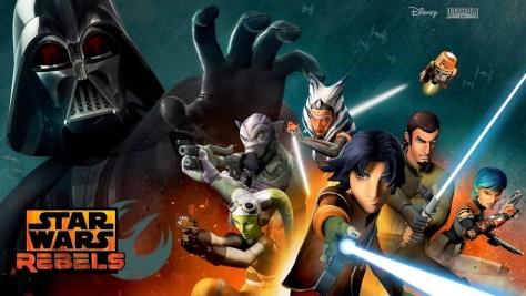 Top Five | Star Wars: Rebels - Season 2