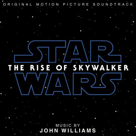 Star Wars The Rise Of Skywalker Soundtrack John Williams