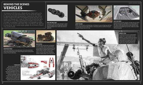 Star Wars: The Rise Of Skywalker - The Visual Dictionary Behind The Scenes
