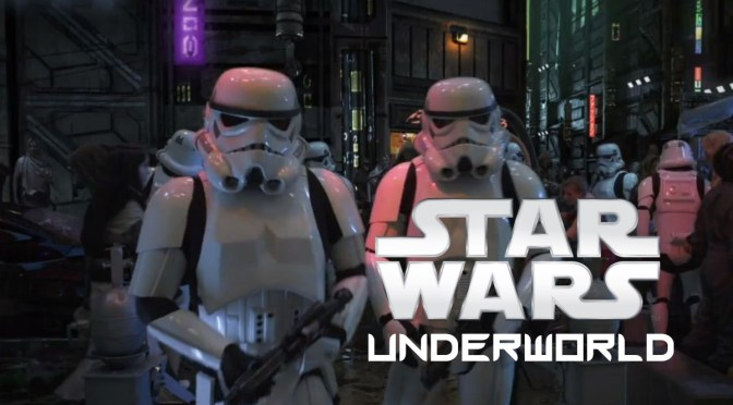 Star Wars: Underworld Test Footage Emerges Online