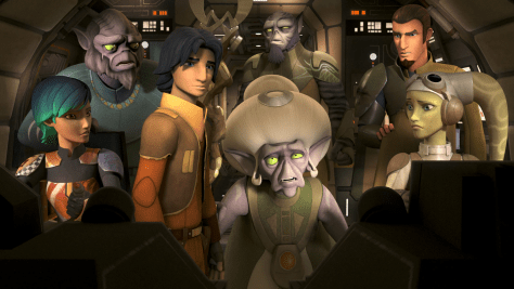 Top Five | Star Wars: Rebels - Season 2