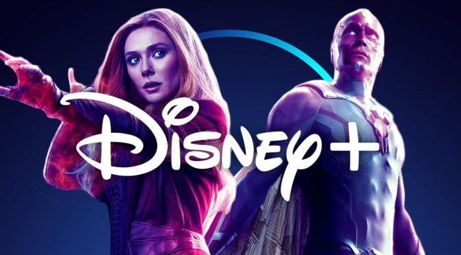 Disney+ | WandaVision Moved up to 2020