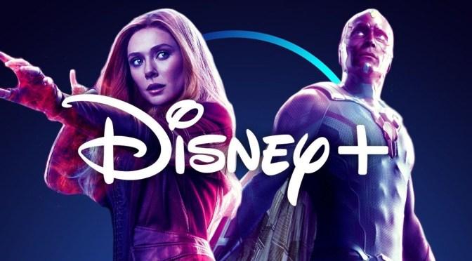 Disney+ | WandaVision Moved up to 2020