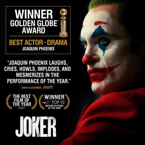 Golden Globes Joaquin Phoenix