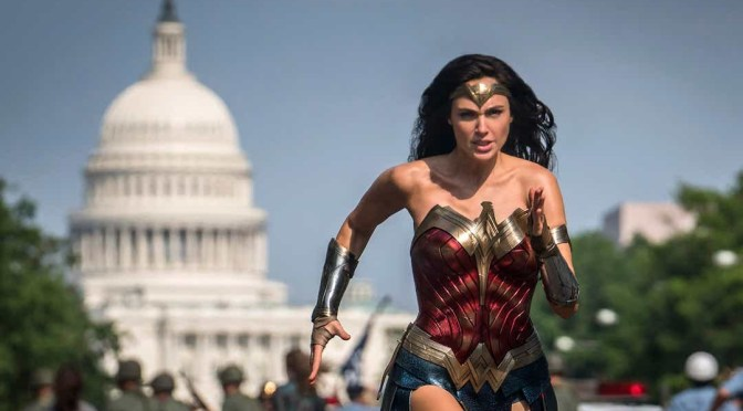 USA Today Unveils New Images From Wonder Woman 1984 & Birds Of Prey