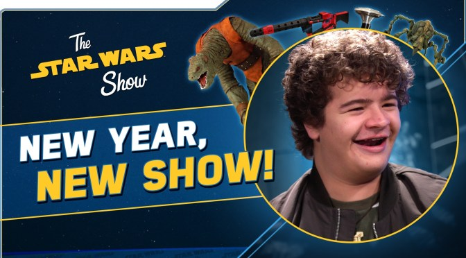 The Star Wars Show | New Year, New Show!
