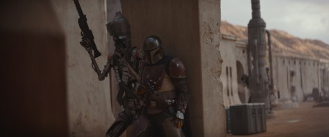 The Mandalorian Chapter 1 - IG-11