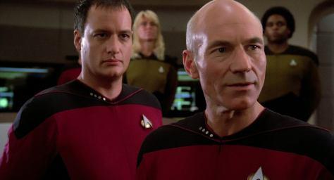 Star Trek TNG - Encounter At Farpoint