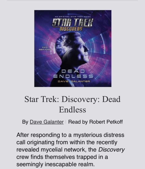 Star Trek Discovery - Dead Endless Audio Book