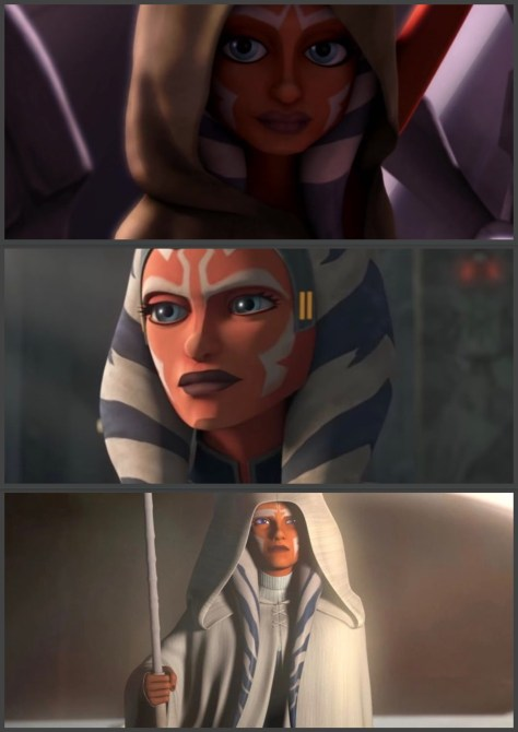 Ahsoka Beginning Middle and End