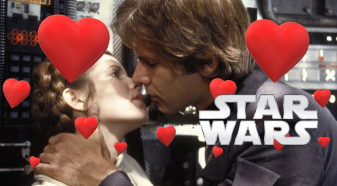 Love in The Galaxy Far, Far Away...