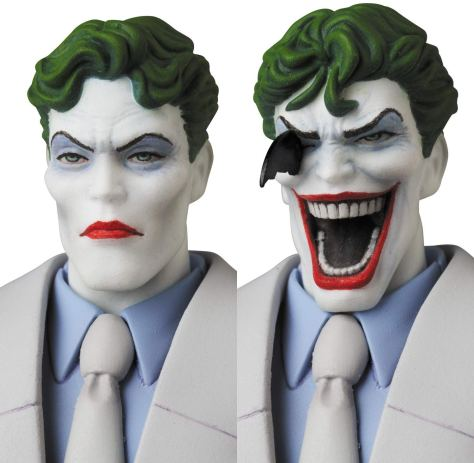 The Joker 'The Dark Knight Returns' Medicom MAFEX