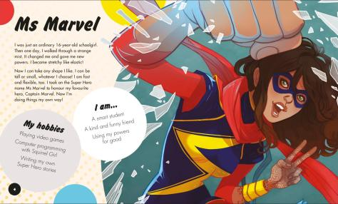 Marvel: We Are Superheroes - Ms Marvel