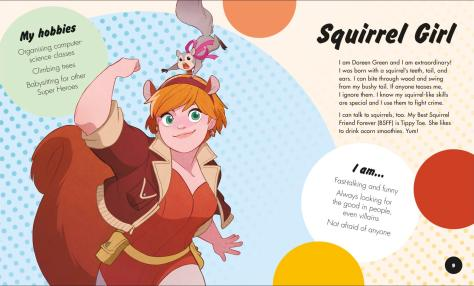 Marvel We Are Superheroes - Squirrel Girl