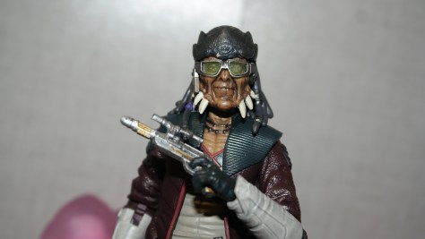 Hasbro Star Wars Black Series Star Wars Galaxys Edge Smugglers Run Review 37