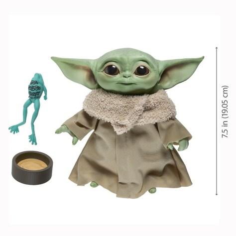 Star Wars The Child Talking plush