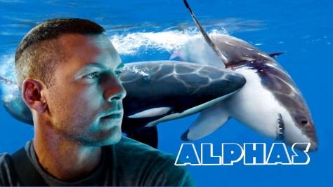 Sam Worthington To Star In 'Alphas' A White Shark vs Killer Whale Thriller